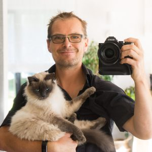 Pierre Thomas- photographe animalier